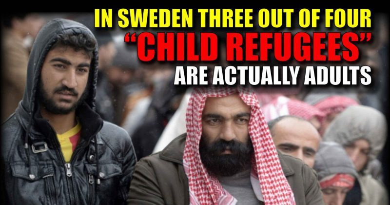 Image result for adults posing as child refugees